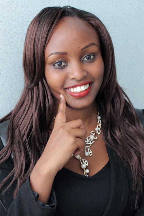 Elsie Birech, SEO Google certified Expert, Digital Marketing in Kenya. Team of Digital For Africa