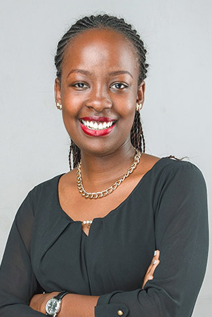 Lilian Wangare. Digital Marketing in Kenya. Team of Digital For Africa